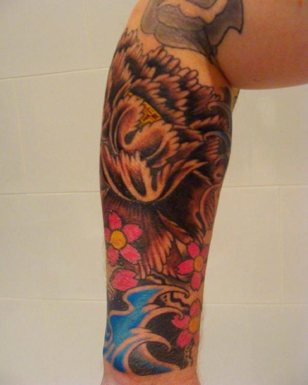 tattoo sleeve ideas - 15 awesome
