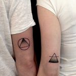 Triangle Tattoo Designs Ideas And Meanings All You Need To Know About Triangle Tattoos Tattoo Me Now