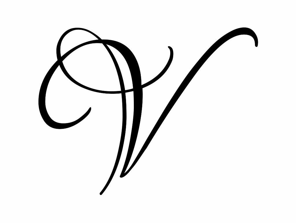 50 Letter V Tattoo Designs Ideas And Templates Tattoo Me Now