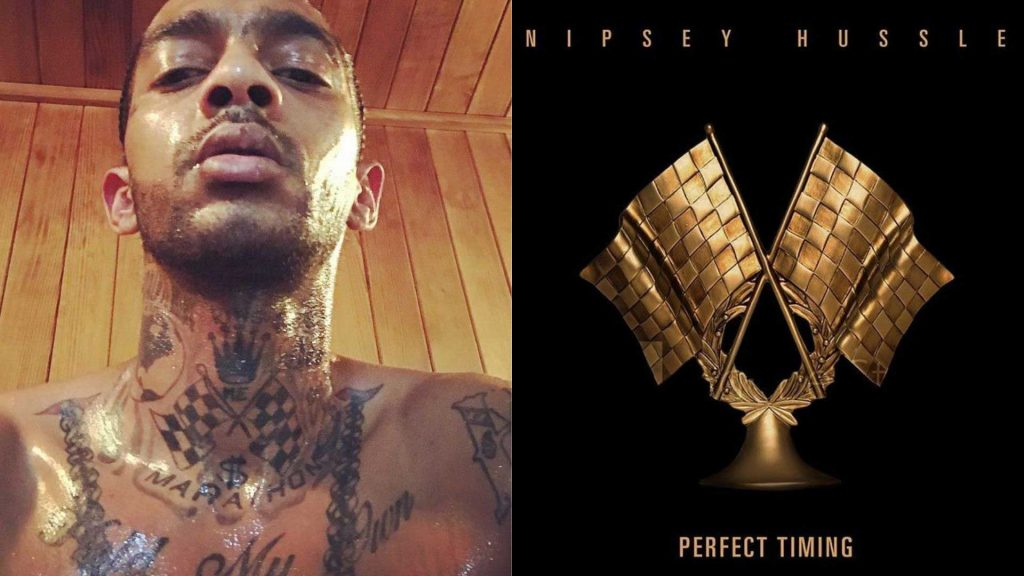 Meanings behind Nipsey Hussles Tattoos New Images