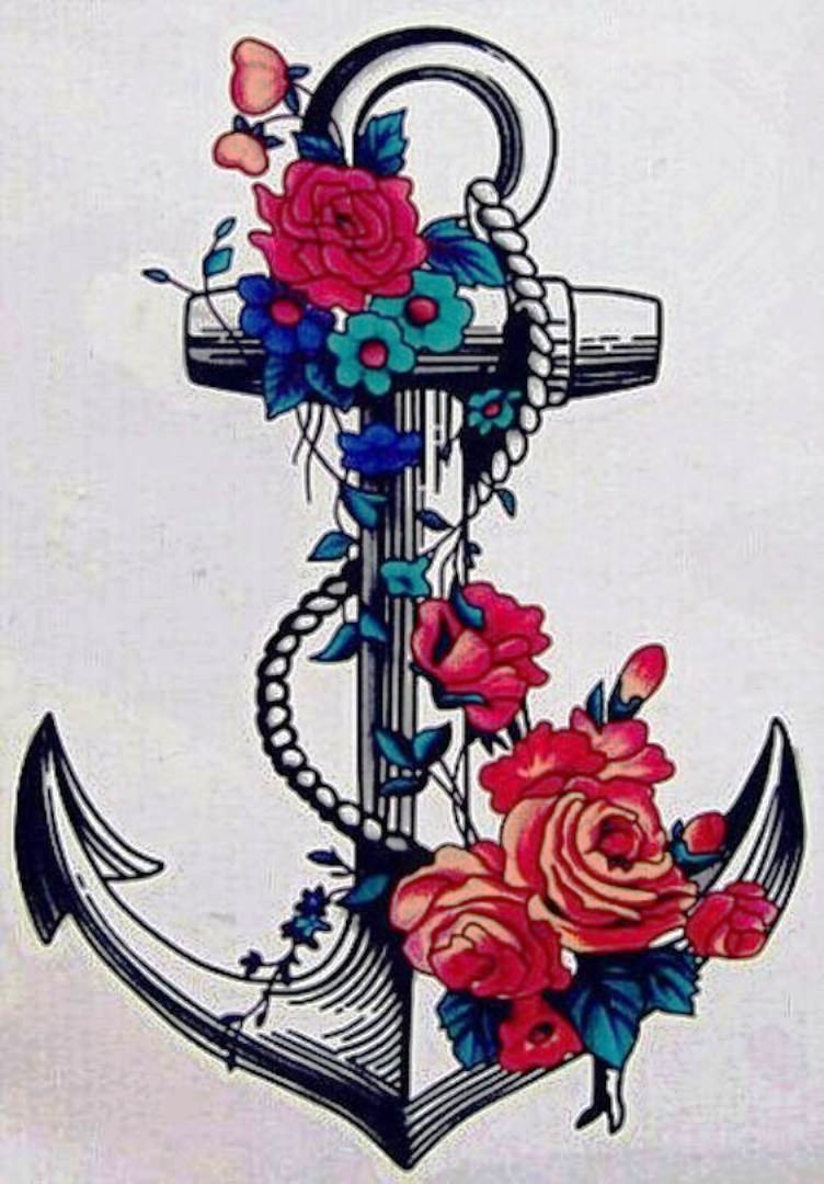 TattooMix Dövmecim çapa anchor dövmeleri (12)