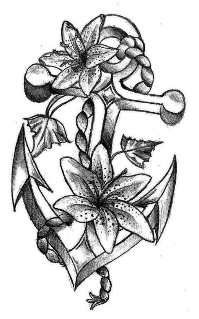 TattooMix Dövmecim çapa anchor dövmeleri (15)