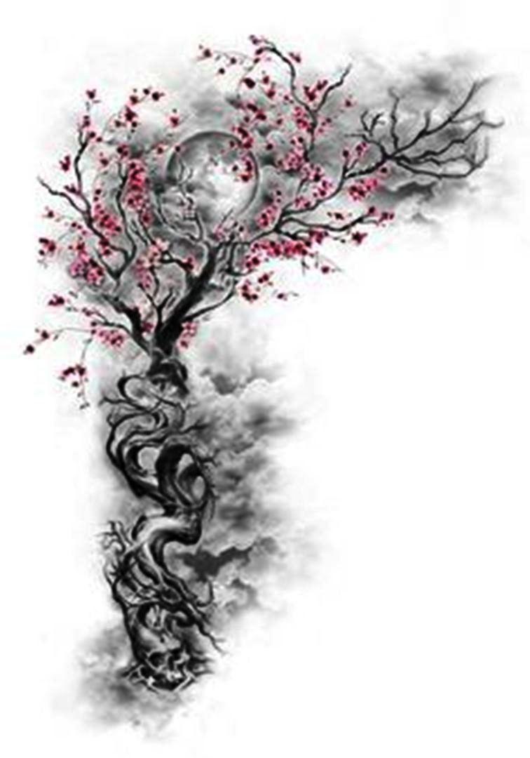 TattooMix Dövmecim ağaç tree dövmeleri (6)