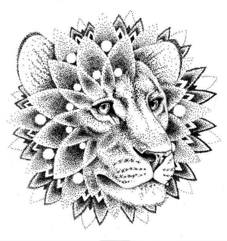 TattooMix Dövmecim dotwork noktalı dövmeler (3)