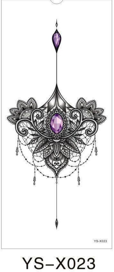 TattooMix Dövmecim göğüs dövmeleri (9)