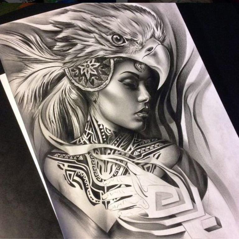 TattooMix Dövmecim kadın dövmeleri (17)