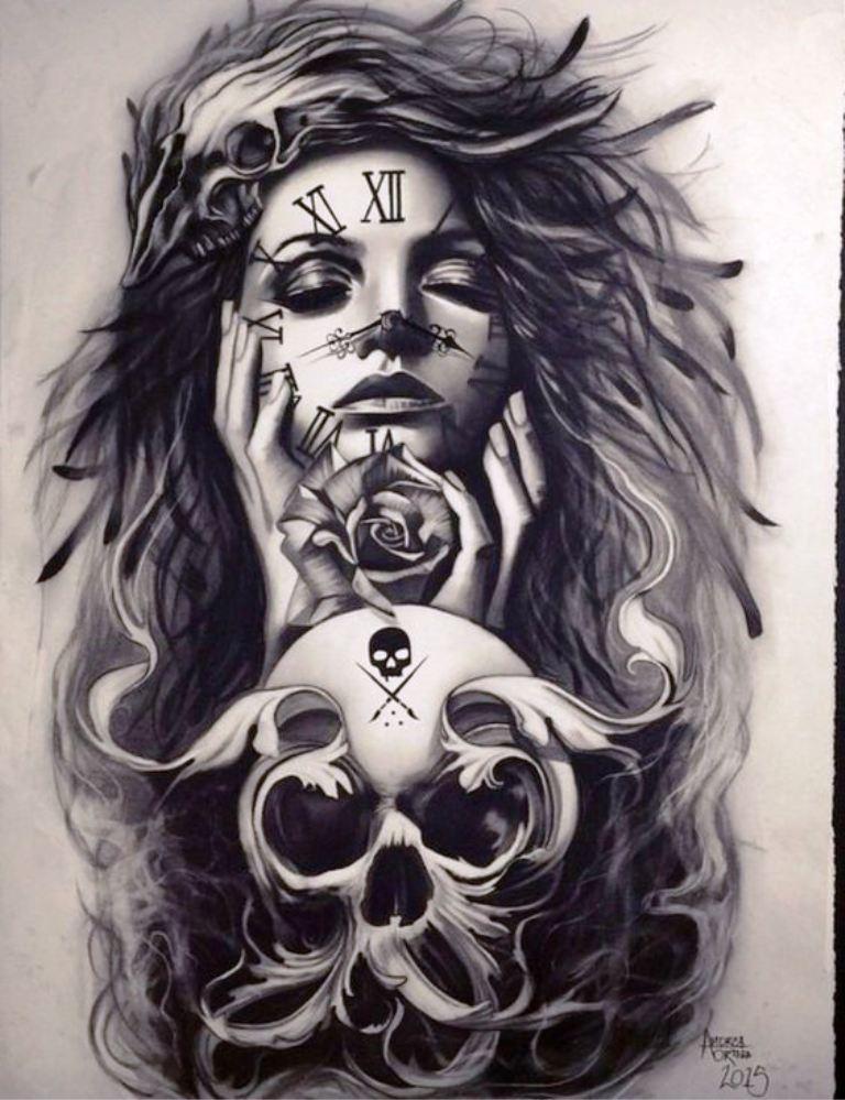 TattooMix Dövmecim kadın dövmeleri (18)