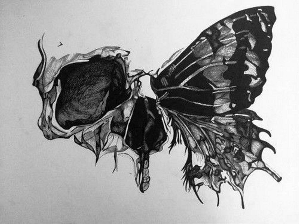 TattooMix Dövmecim kelebek dövmeleri (1)