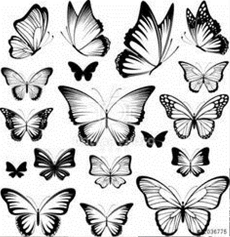 TattooMix Dövmecim kelebek dövmeleri (15)