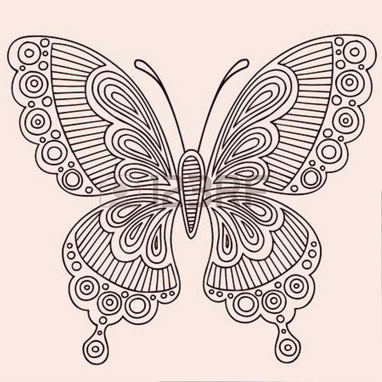 TattooMix Dövmecim kelebek dövmeleri (5)