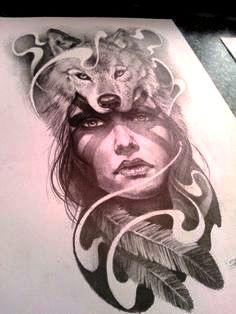 TattooMix Dövmecim kurt dövmeleri (14)