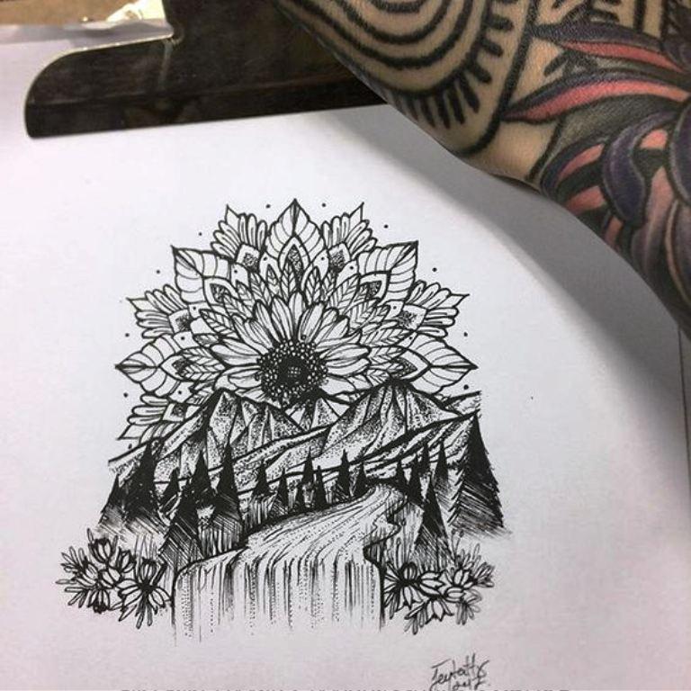 TattooMix Dövmecim mandala dövmeleri (9)