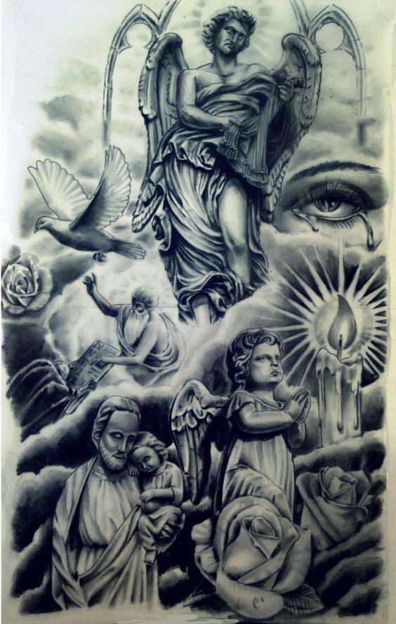 TattooMix Dövmecim mitolojik dövmeler (4)