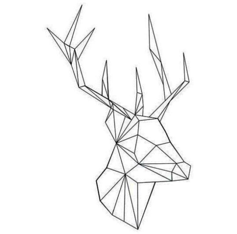 TattooMix Dövmecim origami dövmeleri (4)