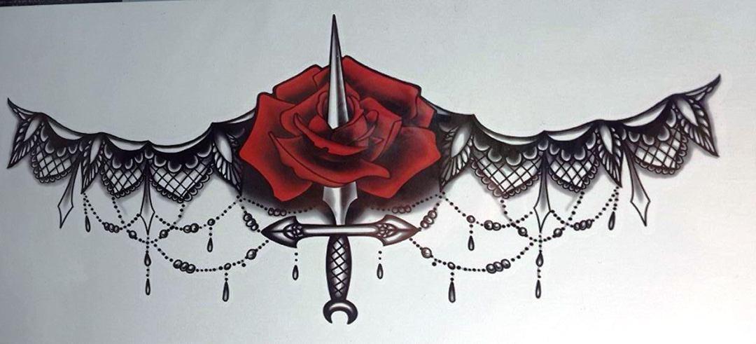 TattooMix Dövmecimgeleneksel old school dövmeleri (1)