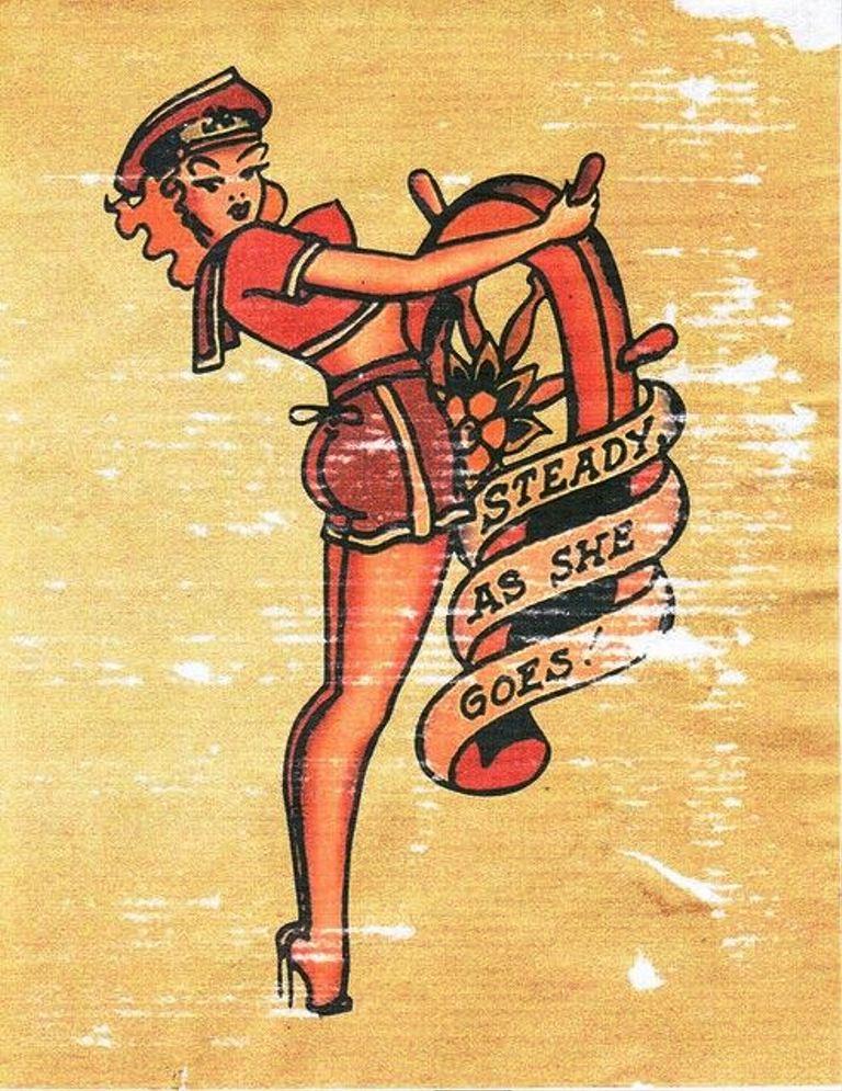 TattooMix Dövmecimgeleneksel old school dövmeleri (4)