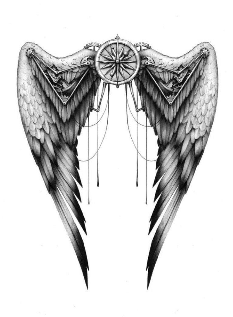 TattooMix Dövmecimkanat dövmeleri (13)