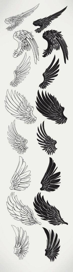 TattooMix Dövmecimkanat dövmeleri (15)