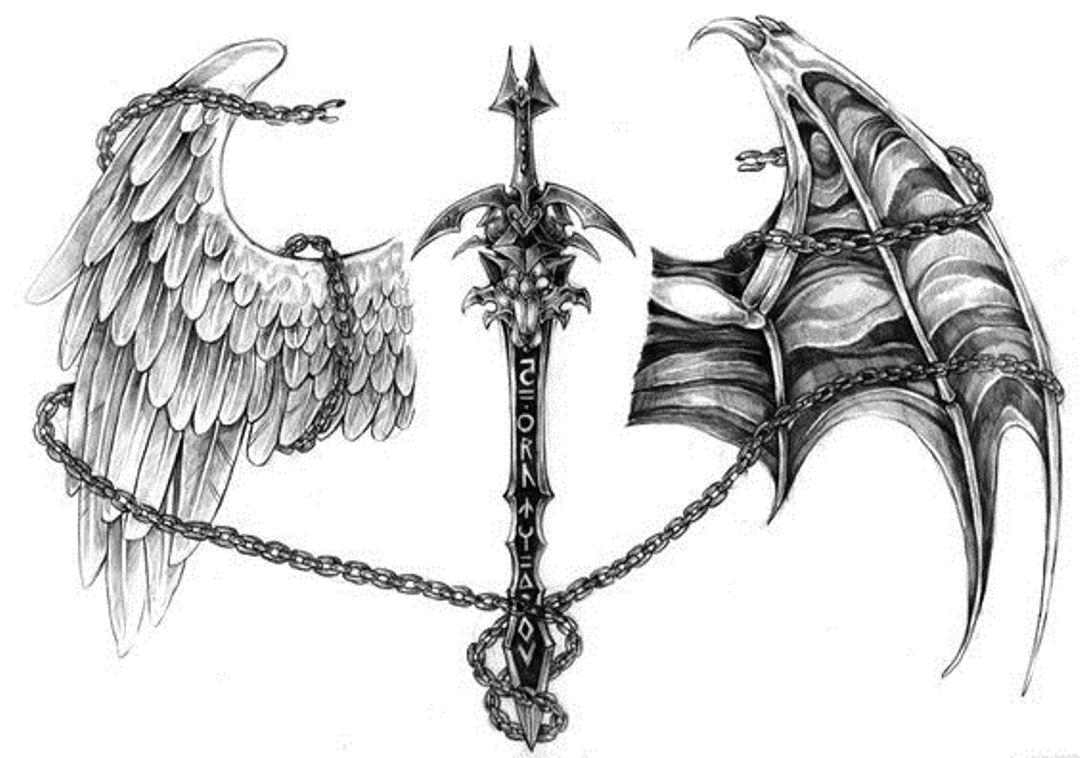 TattooMix Dövmecimkanat dövmeleri (8)