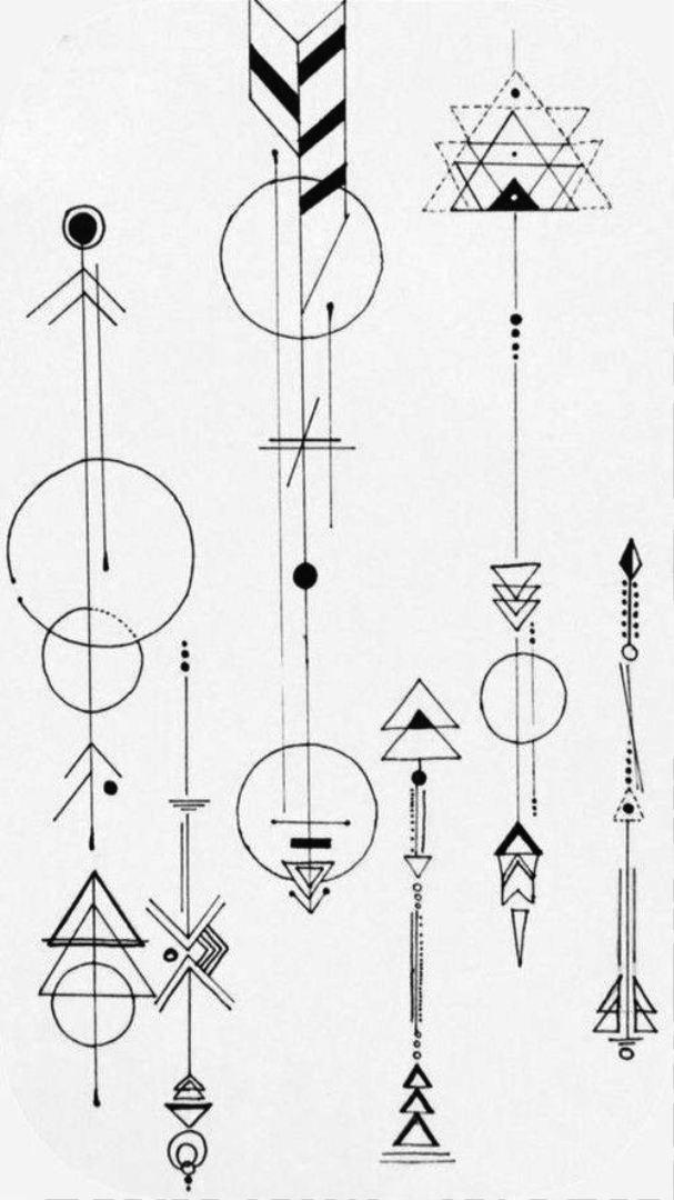 tattoo mix dövmecim geometrik dövmeler (5)