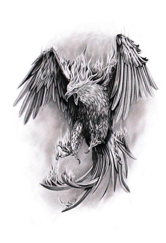 tattoo mix dövmecim kartal dövmeleri (14)