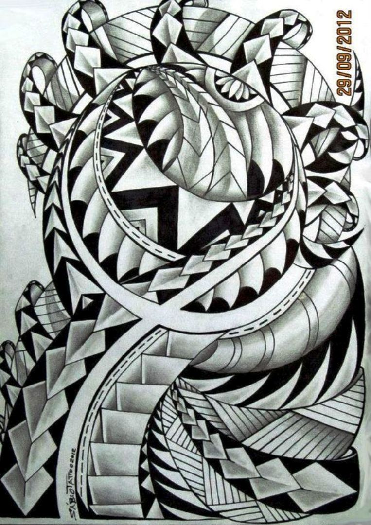 tattoo mix dövmecim maori dövmeler (11)
