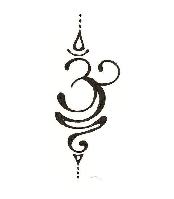tattoo mix dövmecim unalome dövmeler (6)