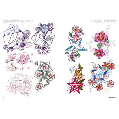 Revistas Tattoos Revista Diseños Tatuajes Flores