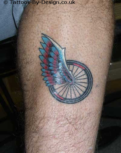 Bicycle Tattoos - Page 4 - Bikes Move Us
