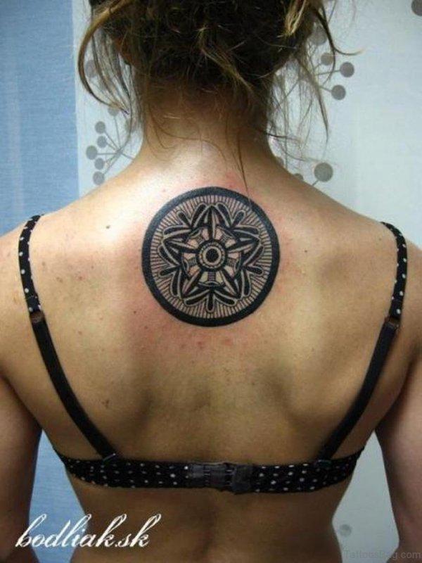 excellent geometric tattoos