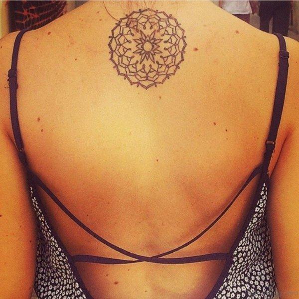 great geometric tattoo design