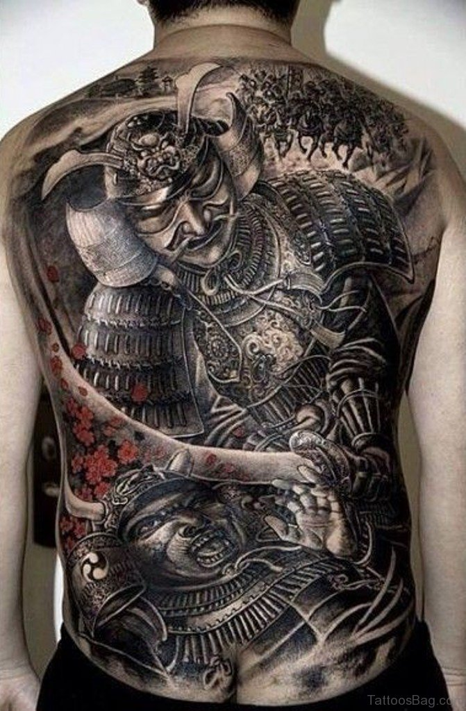 52 Top Japanese Tattoos For Back