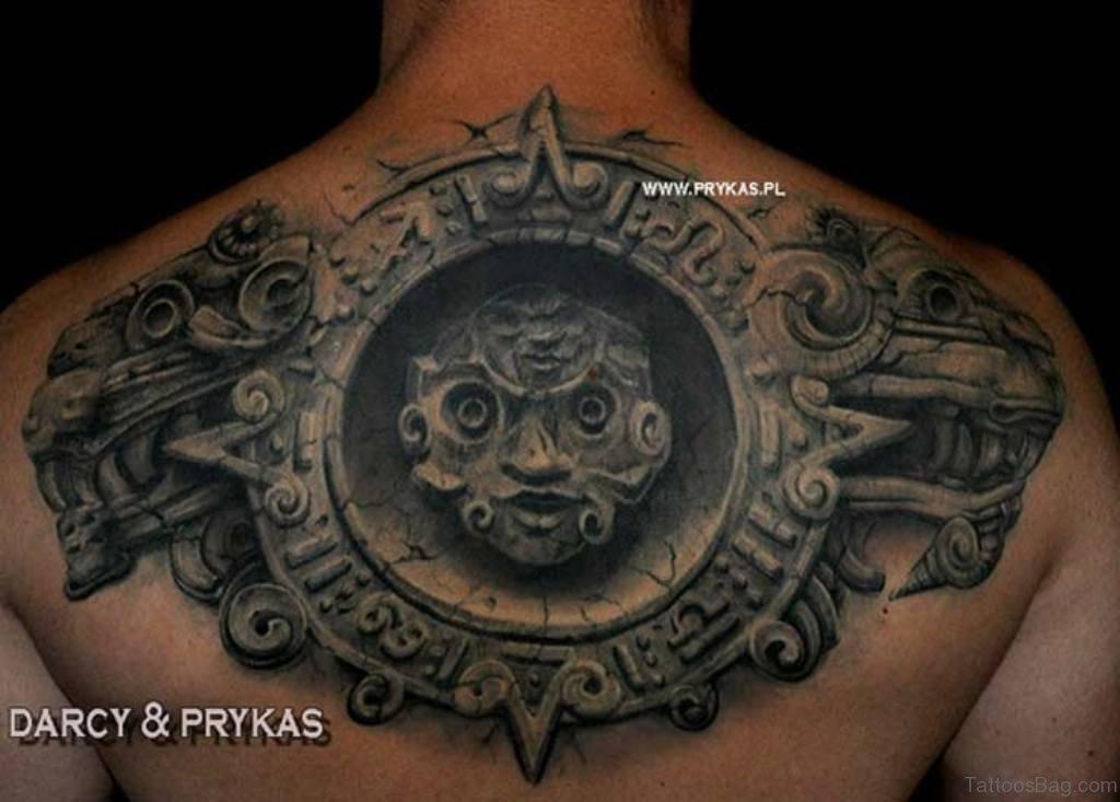 53 Fancy Aztec Tattoos