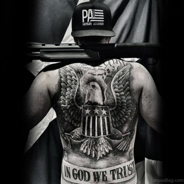 20 In God We Trust Tattoos Tumblr Ideas And Designs