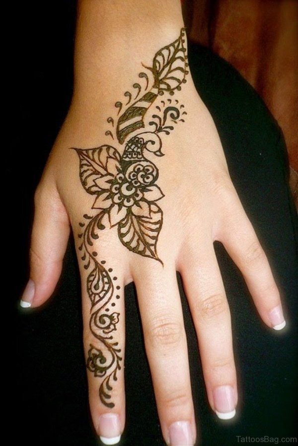 20 Easy Hand Tattoos Ideas And Designs