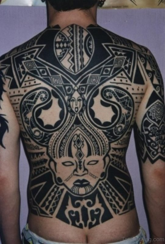 African Tattoos For Females