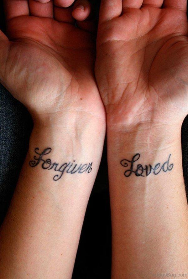 wonderful ambigram tattoos