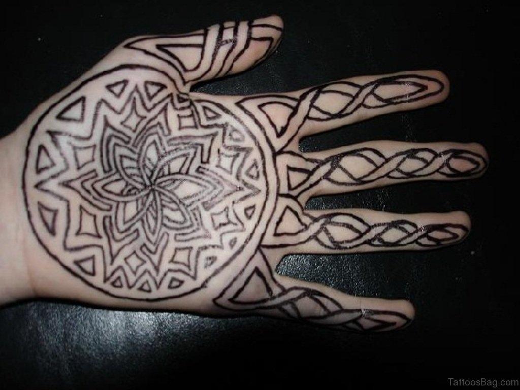 Cool Hand Tattoo Designs