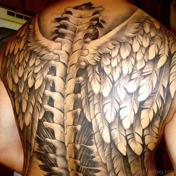 phenomenal skeleton tattoos