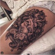 lion tattoos tattoo design