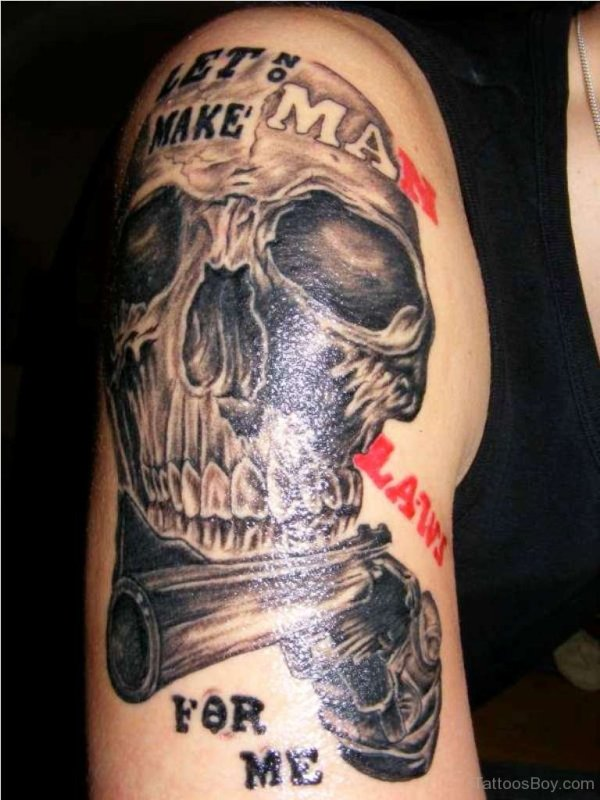 skull tattoos tattoo design