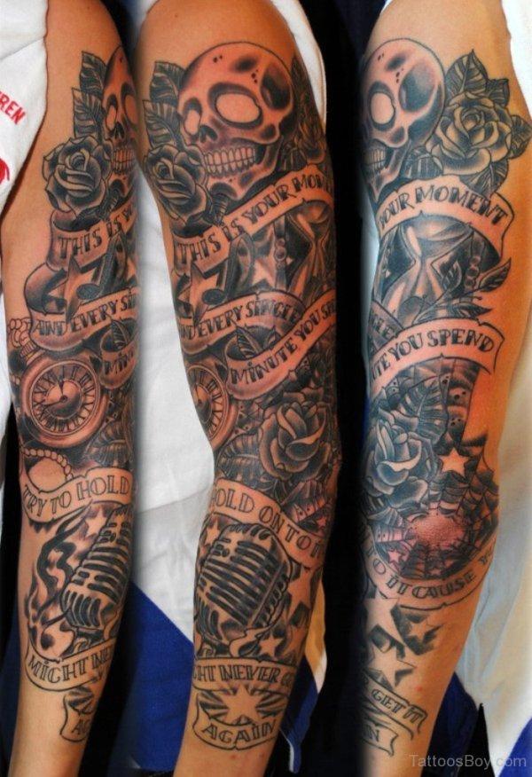full sleeve tattoos tattoo design