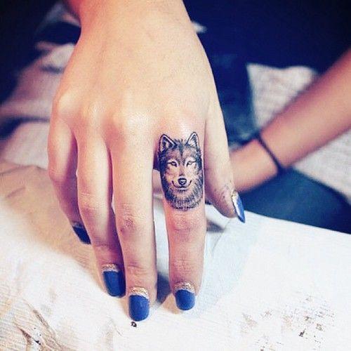 Best Wolf Tattoos Designs 86