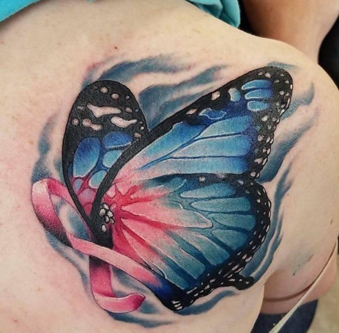 Breast Cancer Tattoos Popular Designs Ideas Tattoos Designs