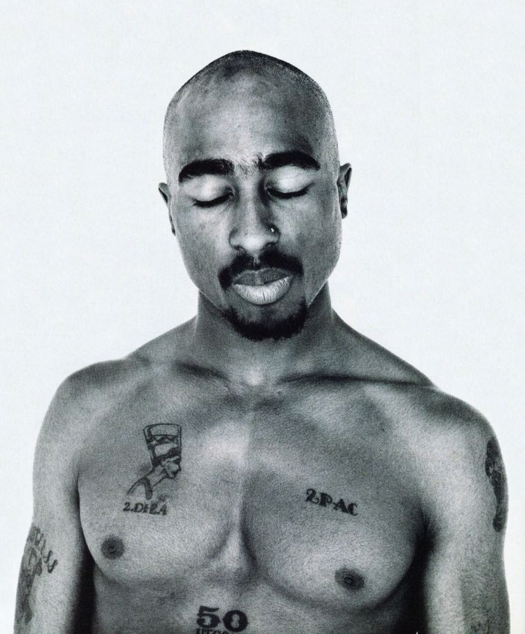 Tupac's Tattoos Are So Famous, But Why? Meanings behind Tupac's Tattoos