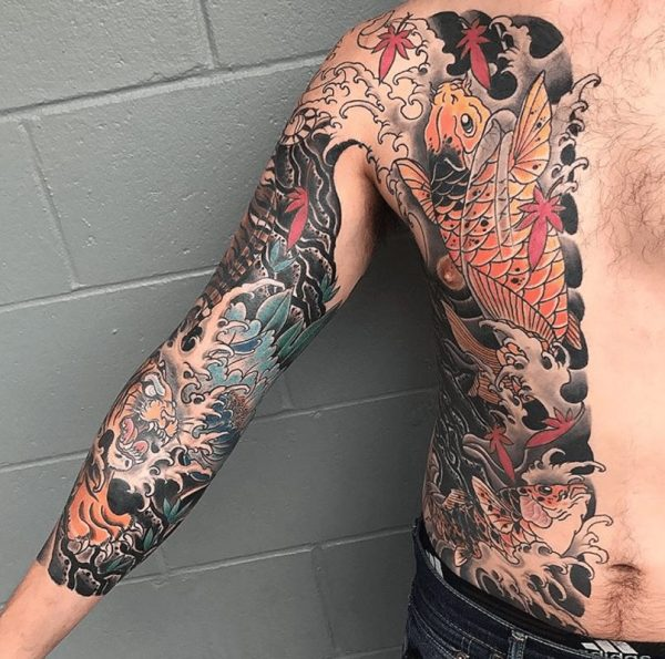 Tattoo Artists In Chicago Top Shops