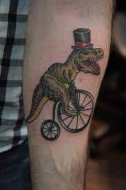 What Does TRex Tattoo Mean  45 Ideas and Designs