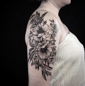 Who are the Best Floral Tattoo Artists? | Top Shops Near Me