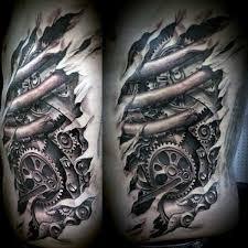Cyberpunk Tattoo Ideas