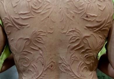 Tattoo Designs Women Back